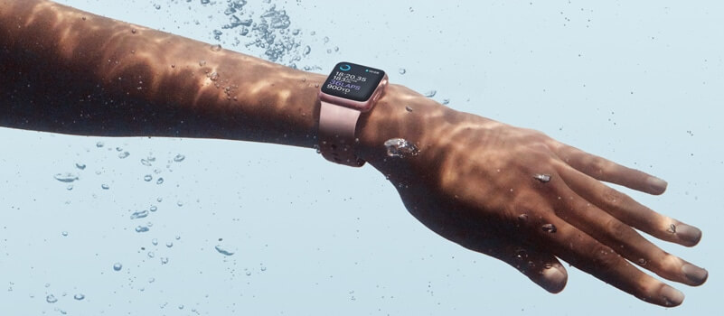 Apple-Watch-natation