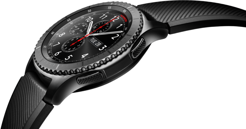 design samsung gear s4
