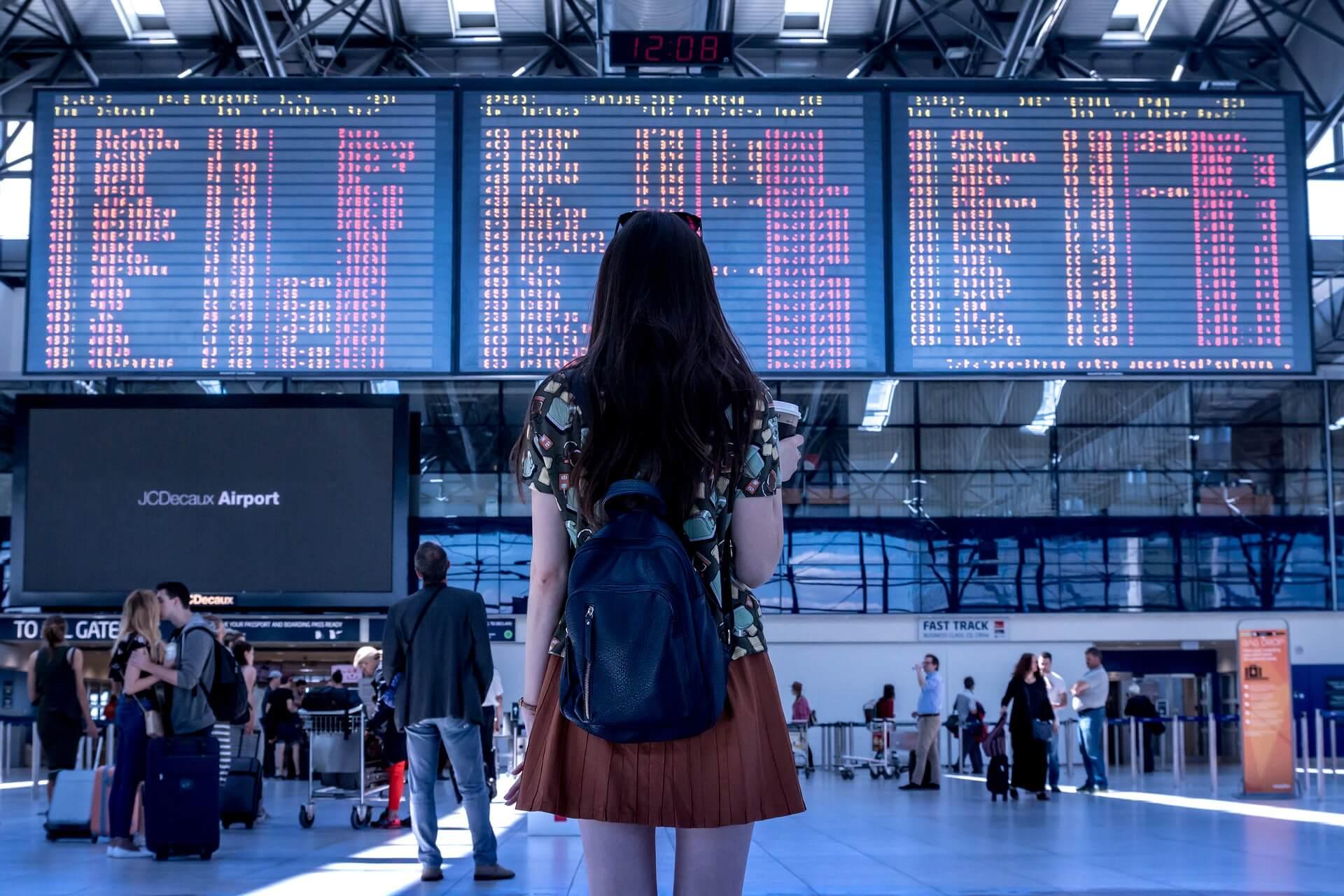 voyager avec une montre connectée