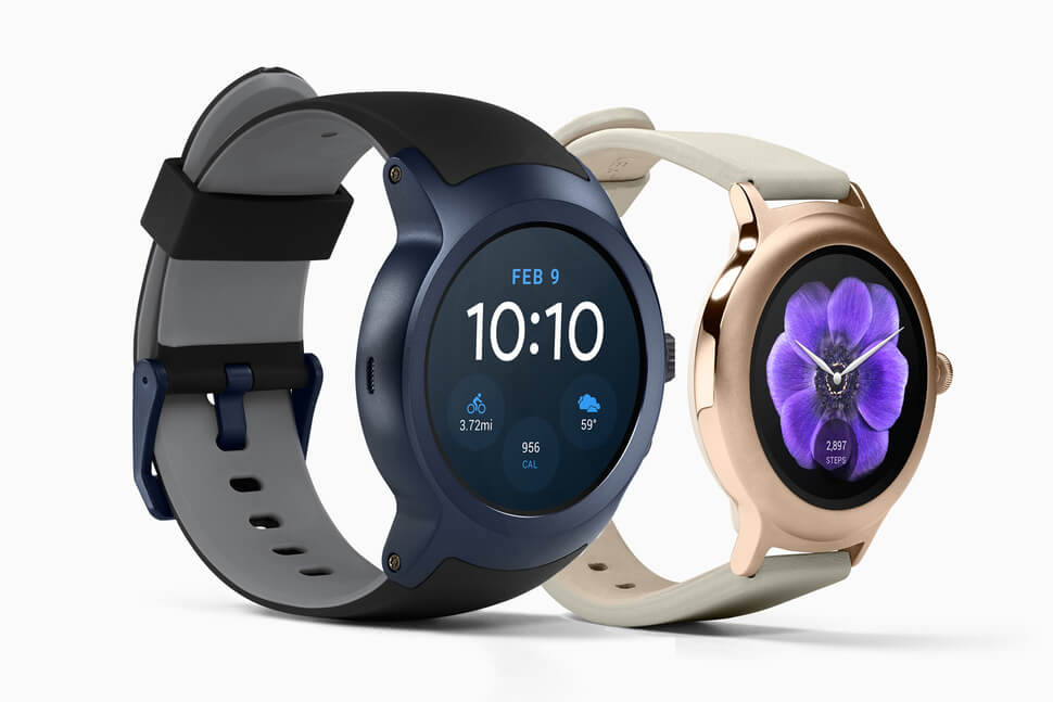 montre connectee android wear