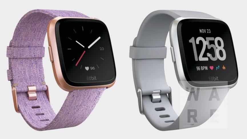 nouvelle montre connectee fitbit 2018